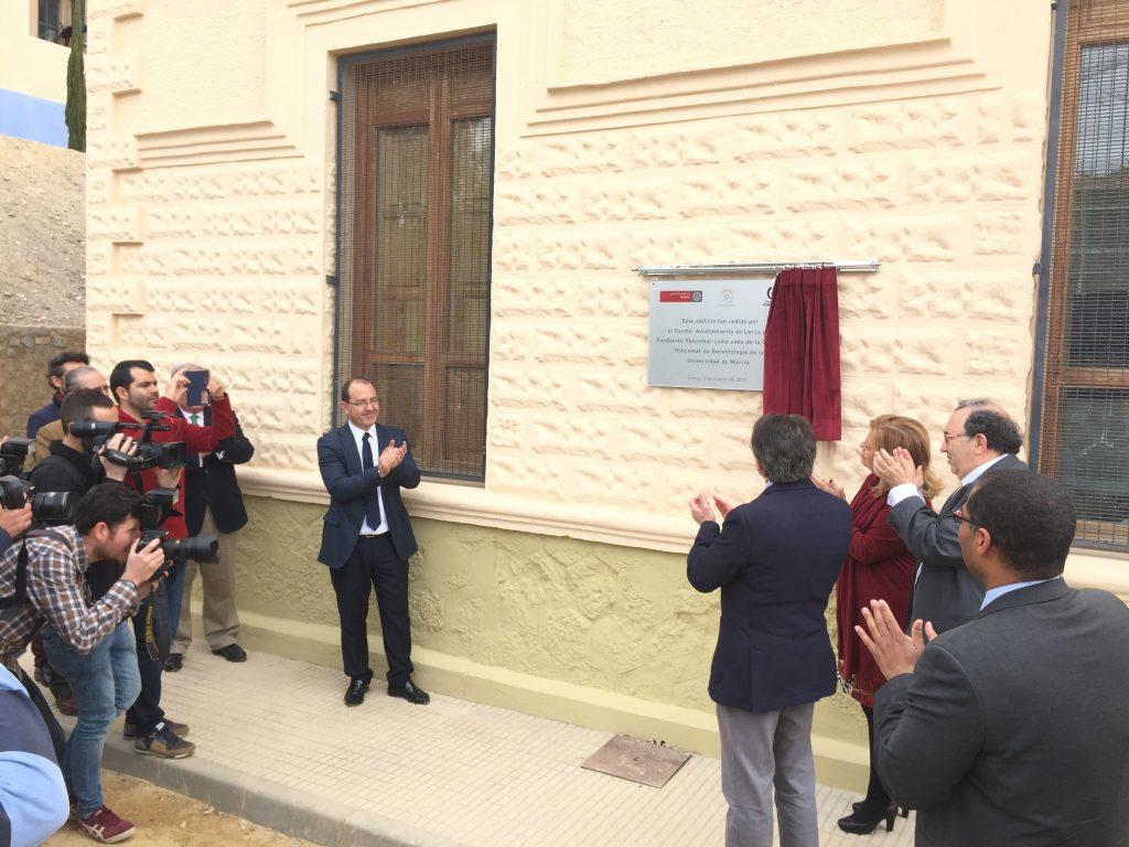 Inauguración Catedra Poncemar de Gerontología